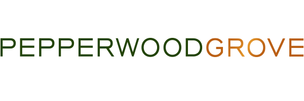 Pepperwood Grove Logo